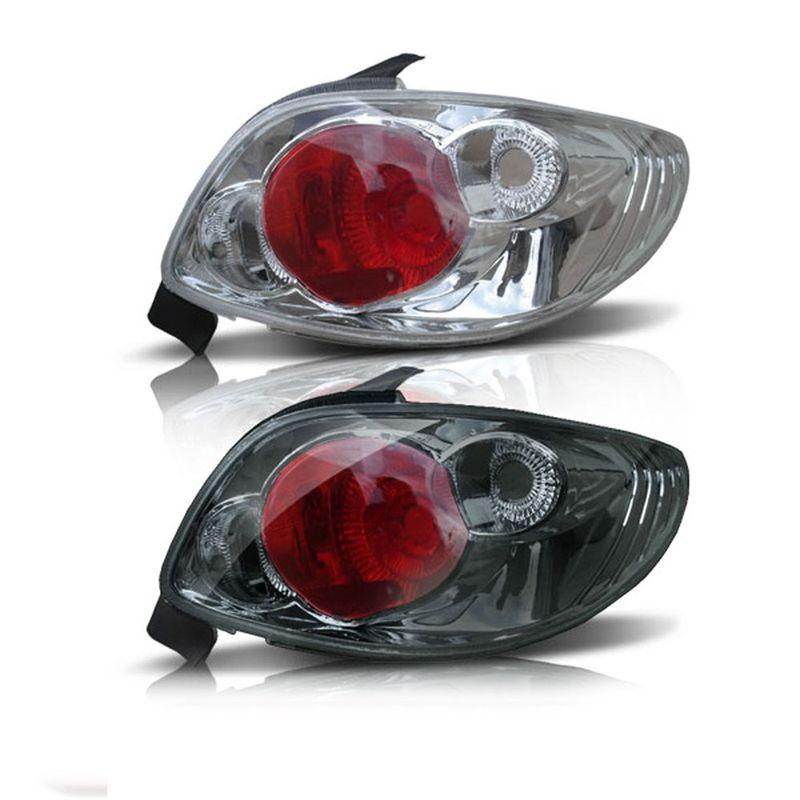 Lanterna Traseira Peugeot 206 99 00 01 02 03 04 05 06 07 08 09 10