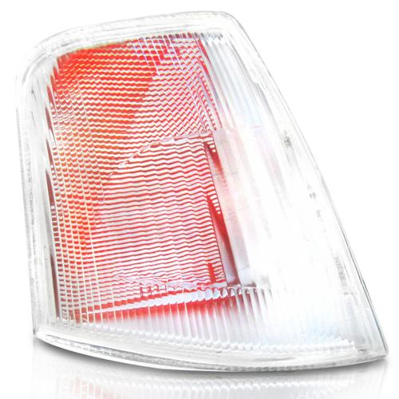Lanterna Dianteira Pisca Omega 93 94 95 96 97 98 Cristal
