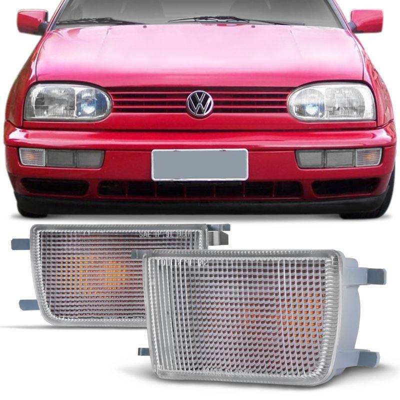 Lanterna Dianteira Pisca Golf 93 94 95 96 97 98 Mexicano GL GLX GTI