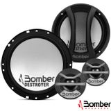 Kit-2-Vias-Bomber-6-Destroyer240w-Rms-4-Ohm---Mini-Tweeter-Connect-Parts-1-