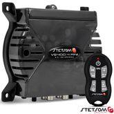 Modulo-Amplificador-Stetsom-Vision-compre-isso-VS-400.4-Mini-400W-RMS-4-Canais-Preto---Alcance-Control-SX1-Preto-com-Central-Connect-Parts--1-