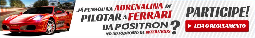 Banner Promoção Positron