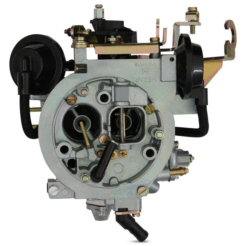 Carburador Mecar 2E Volkswagen Motores AP 1.8 Gasolina Modelo Brosol Solex