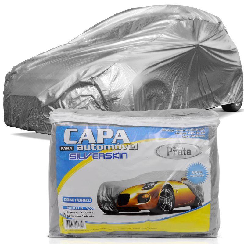Capa Automotiva Impermeável P M G para Cobrir Carro