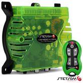 Modulo-Amplificador-Stetsom-VS400.4-Mini-400W-4-Canais-Verde---Controle-Longa-Distancia-SX1-500M-Verde-Illuminatti-Connect-Parts--1-