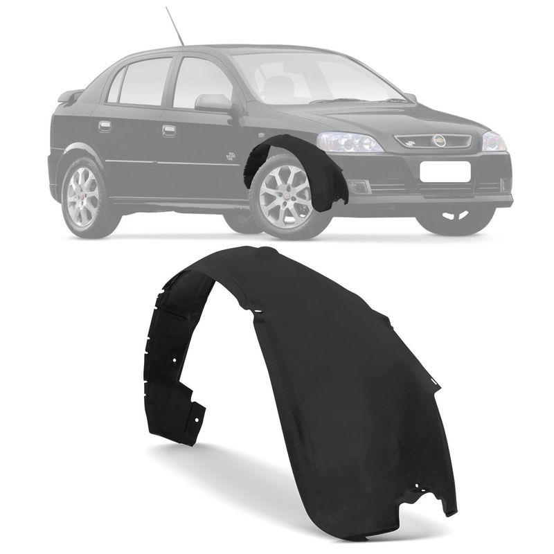 Para-barro Dianteiro Astra Hatch Sedan 98 a 12 Plástico