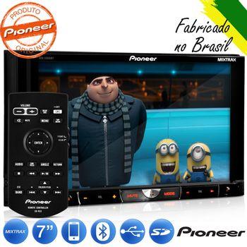 Dvd-Pioneer-Avh-x8580bt-2-Din-Mixtrax-Bluetooth-Usb-Sd-Connect-Parts--1-
