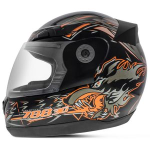 CAPACETE-PRO-TORK-EVOLUTION-3a-GERACAO-DOG-PRETO-COM-LARANJA-connect-parts--1-