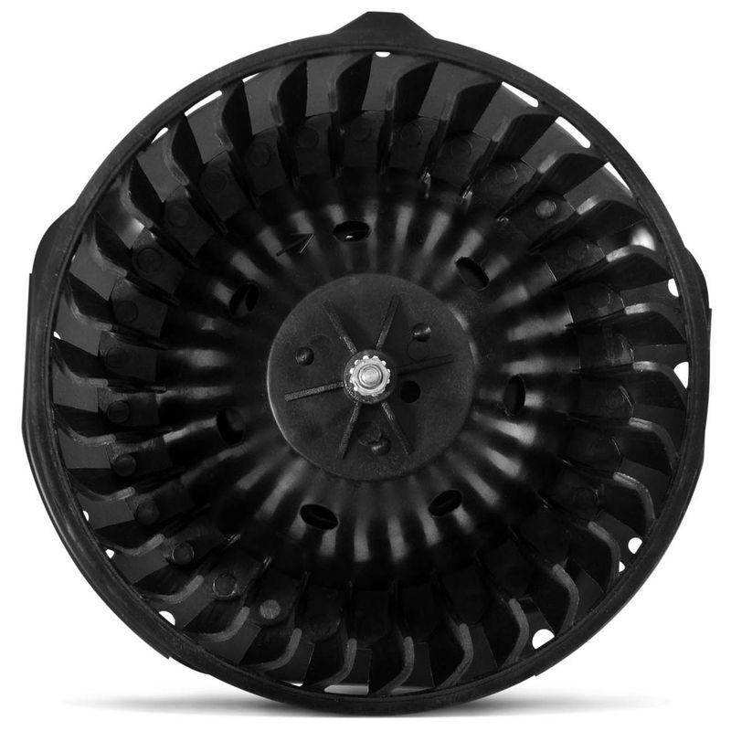 Ventoinha Ar Forçado Caixa Ar Condicionado S10 Blazer 96 a 12 Turbina