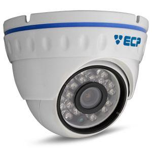 Camera-de-Seguranca-Dome-ECP-23-LEDs-1-3-Polegadas-Lente-3.6mm-Connect-Parts--1-