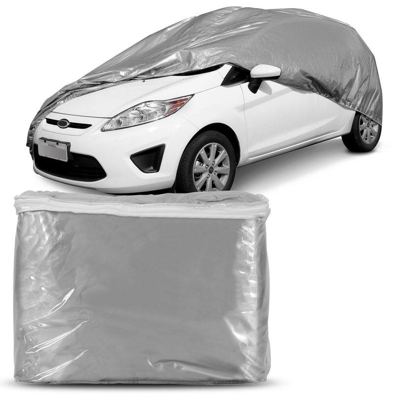 Capa Protetora Carro Série Ouro Tamanho GG Proteção UV