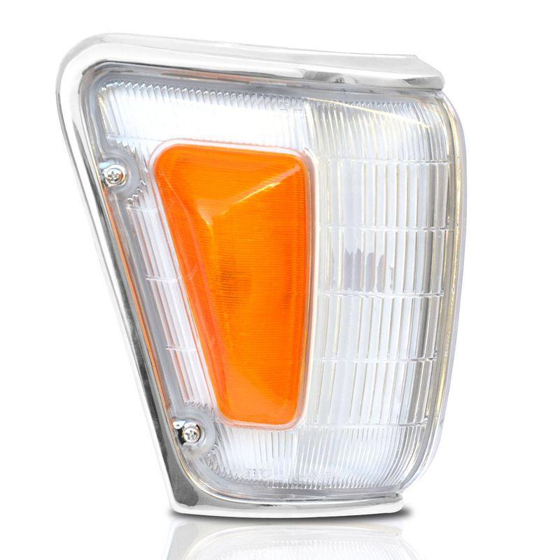 Lanterna Dianteira Pisca Hilux SR5 92 93 94 95 96 97 98 99 00 4 x 4