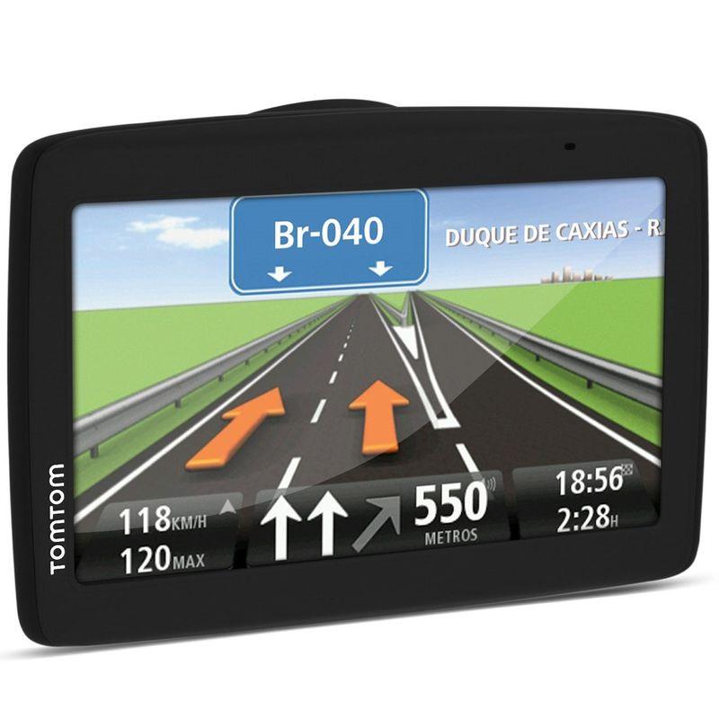 GPS Automotivo TomTom 5 Polegadas Touch Screen Bluetooth VIA 1535M