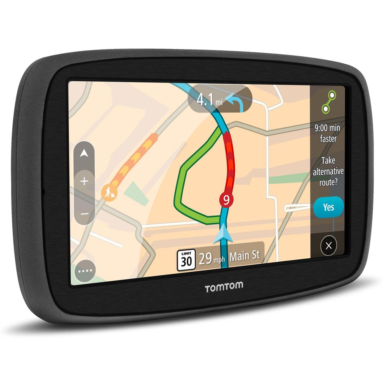 GPS TomTom 5 Polegadas Touchscreen Alerta Radares Bluetooth Go 50B