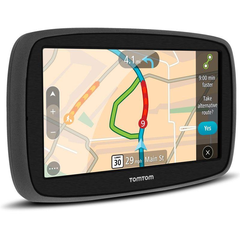GPS TomTom 6 Polegadas Touchscreen Alerta Radares Bluetooth Go 60