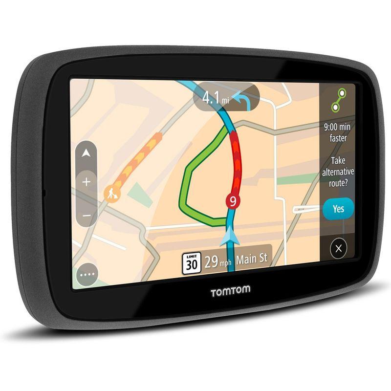 GPS TomTom 6 Polegadas TouchScreen Trânsito em Tempo Real Go600