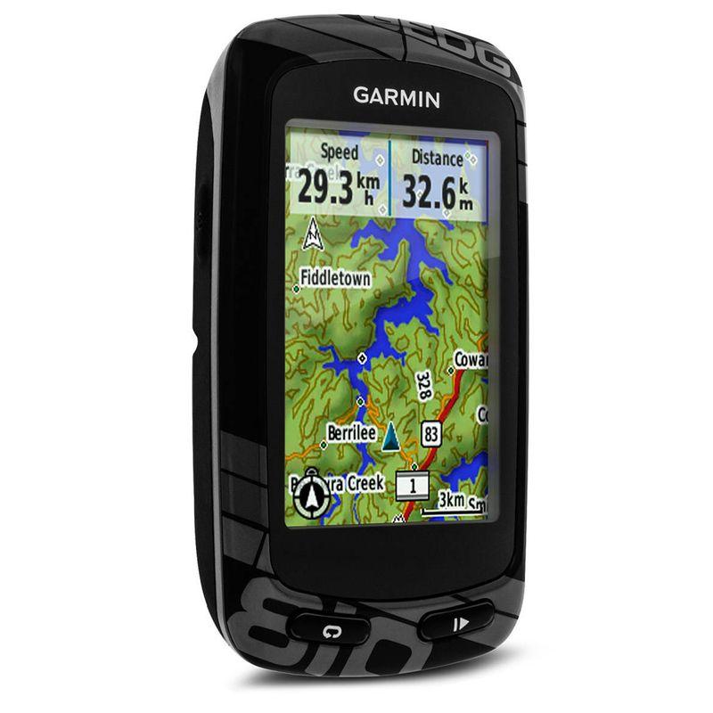 GPS Ciclocomputador Garmin Edge 810 Preto com Altímetro