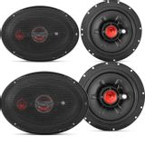 Kit-Alto-Falantes-Bomber-6x9-E-6'-Combo-240w-Rms-4-Ohms-Som-Connect-Parts-1-