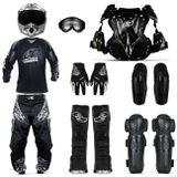 Conjunto-Moto-Cross-Black-Camiseta-G-Calca-46-Bota-41-Luva-Joelheira-Oculos-Capacete-58-cotoveleira-connect-parts--1-