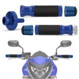 Kit-Evolution-Racing-Esportivo-azul-2-manoplas---2-pesos-guidao-longos---regulador-embreagem-Connect-Parts--1-