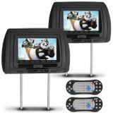 Par-Tela-Encosto-Cabeca-7-Pol-Grafite-DVD-USB-SD-Funcao-Game-com-Controle-connect-parts--1-