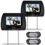 Par-Tela-Encosto-Cabeca-7-Pol-reto-DVD-USB-SD-Funcao-Game-com-Controle-connect-parts--1-