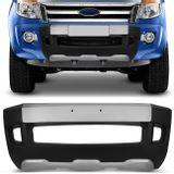 Overbumper-Nova-Ranger-12-a-15-Preto-com-Prata-Front-Bumper-connect-parts--1-