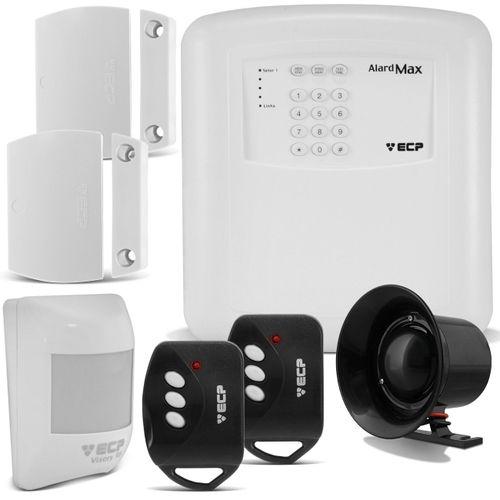 Kit-Alarme-Residencial-Casa-Comercial-Ecp-Alard-Max-1-Sem-Fio-connectparts---1-