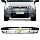 Grade-Dianteira-Corsa-Hatch-Sedan-Montana-03-04-05-06-07-08-09-10-Tuning-Filete-Cromado-Emblema-Connect-Parts--1-