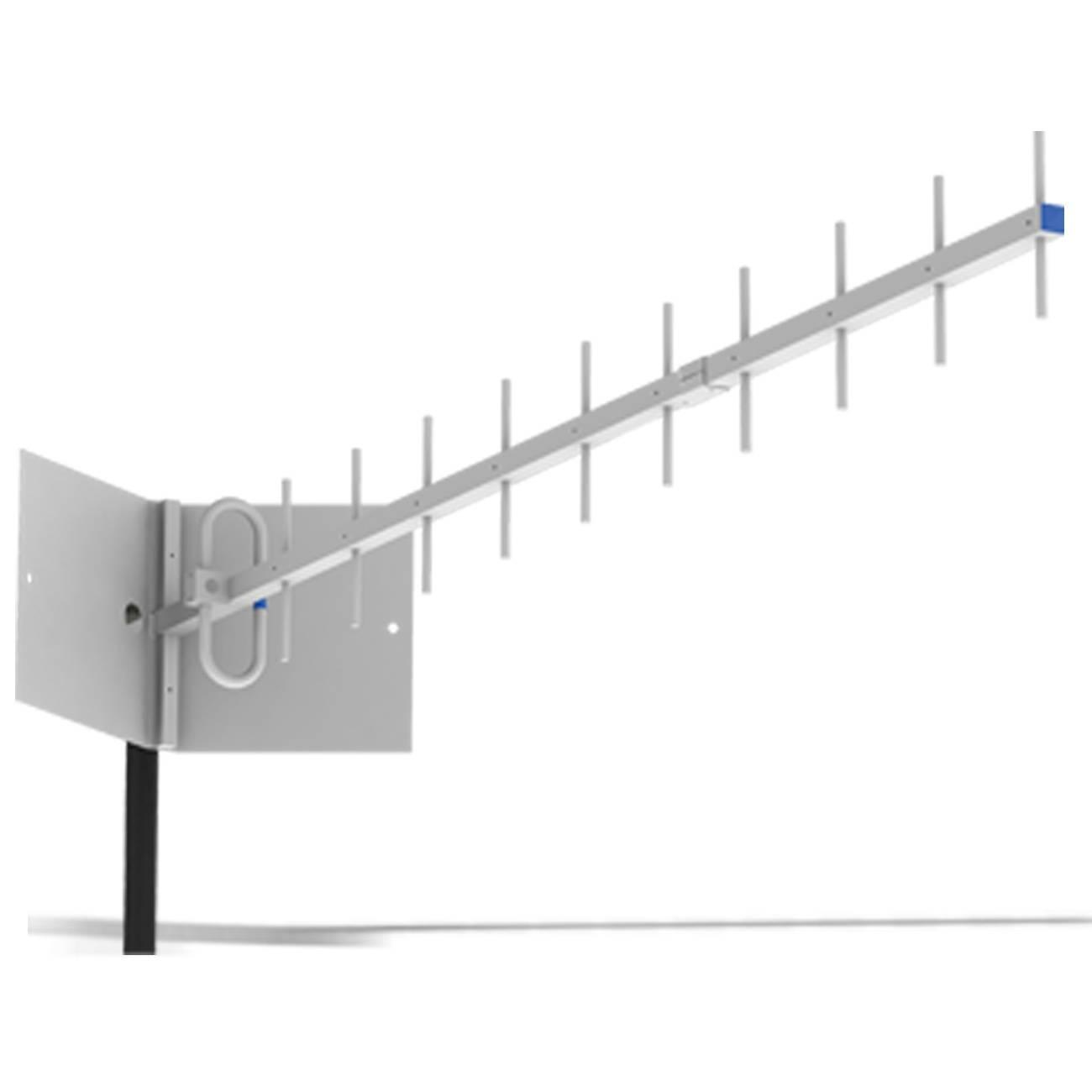 Antena Captar Sinal Operadora De Celular Anatel JFA 900MHZ 17DBI Compacta