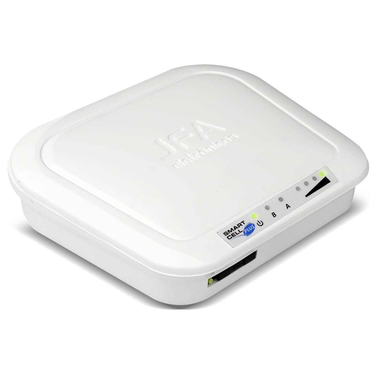 Interface Rural JFA Smart Cell Plus Telefone Celular Fixo PABX Modulo GSM Quadri - Band