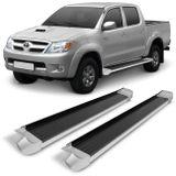 Estribo-Lateral-Personalizado-Aluminio-Preto-Hilux-Cd-07-A-15-Ponteiras-Pratas-connectparts--1-