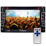 Central-Multimidia-First-Option-2-Din-6-2-Polegadas-DVD-USB-SD-TV-GPS-AUX-P2-MP4-VCR-Bluetooth-connectparts--1-