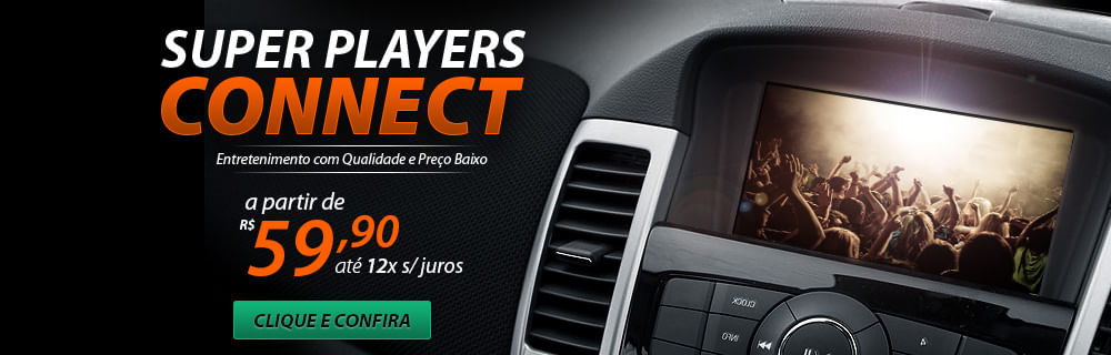 Super Players Connect - Áudio e Vídeo