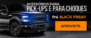Acessórios para Pick-UPS e Para-Choques