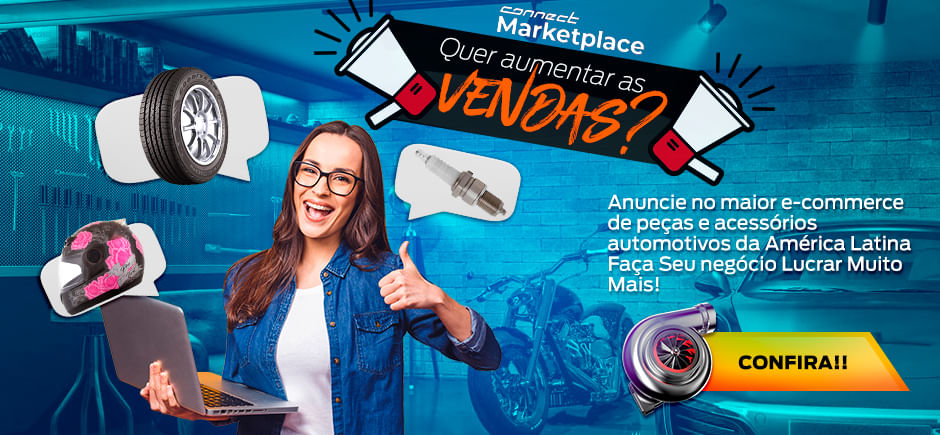 Vender na Connectparts