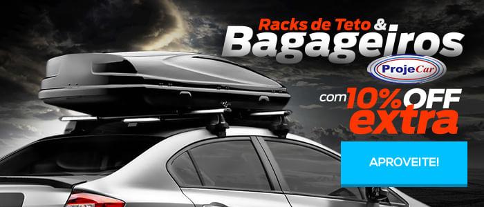 Racks de Teto e Bagageiros Projecar