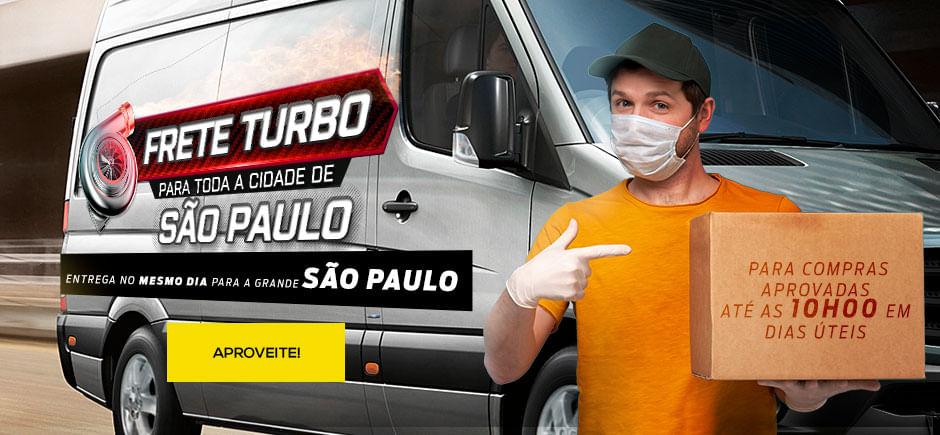 Frete Turbo SP