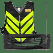 Proteção para o Motociclista