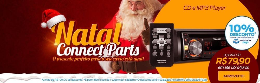 Natal CD e Mp3 Player