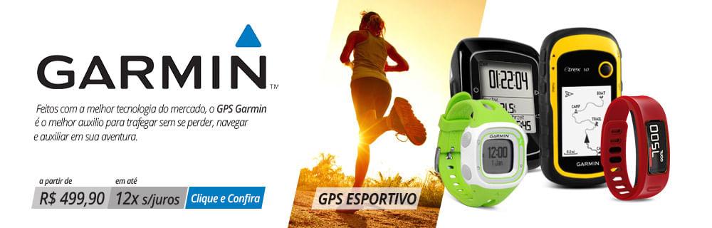 GPS Esportivo Garmin