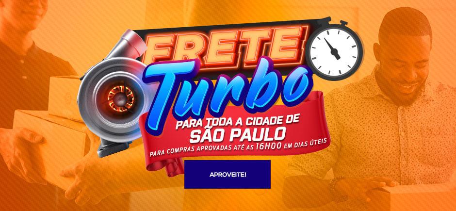Frete Turbo