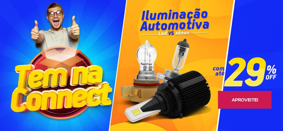Iluminação Automotiva