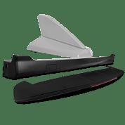 Aerofólios, Spoilers e Antenas