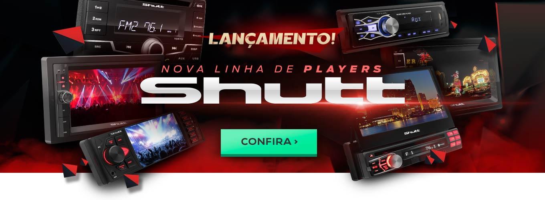 Nova Linha de Players Shutt