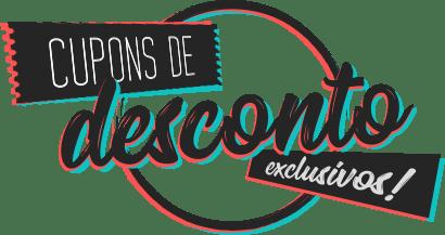 Cupons de Desconto - Logo Cupons Connect Parts