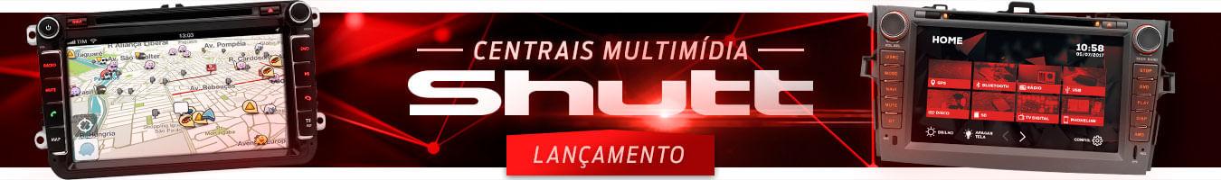 Centrais Multimídia Shutt - Lançamento
