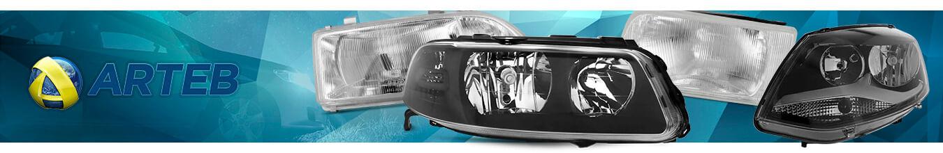 Arteb - Faróis, iluminação Xenon e LEDs