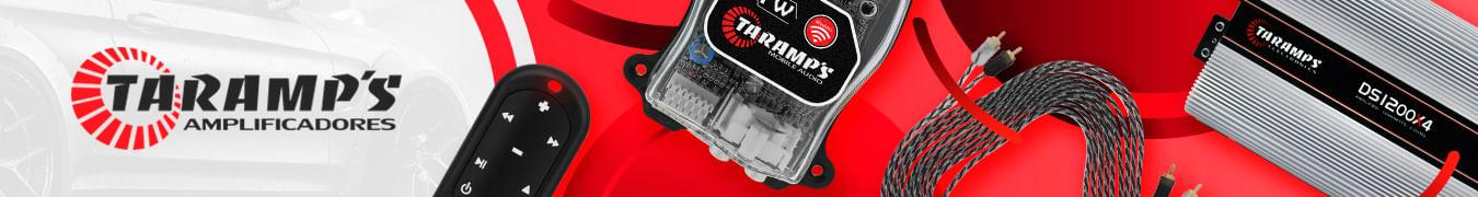 Taramps - Desempenho Amplificado em toda Linha | Connect Parts