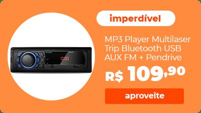 MP3 Player Multilaser Trip